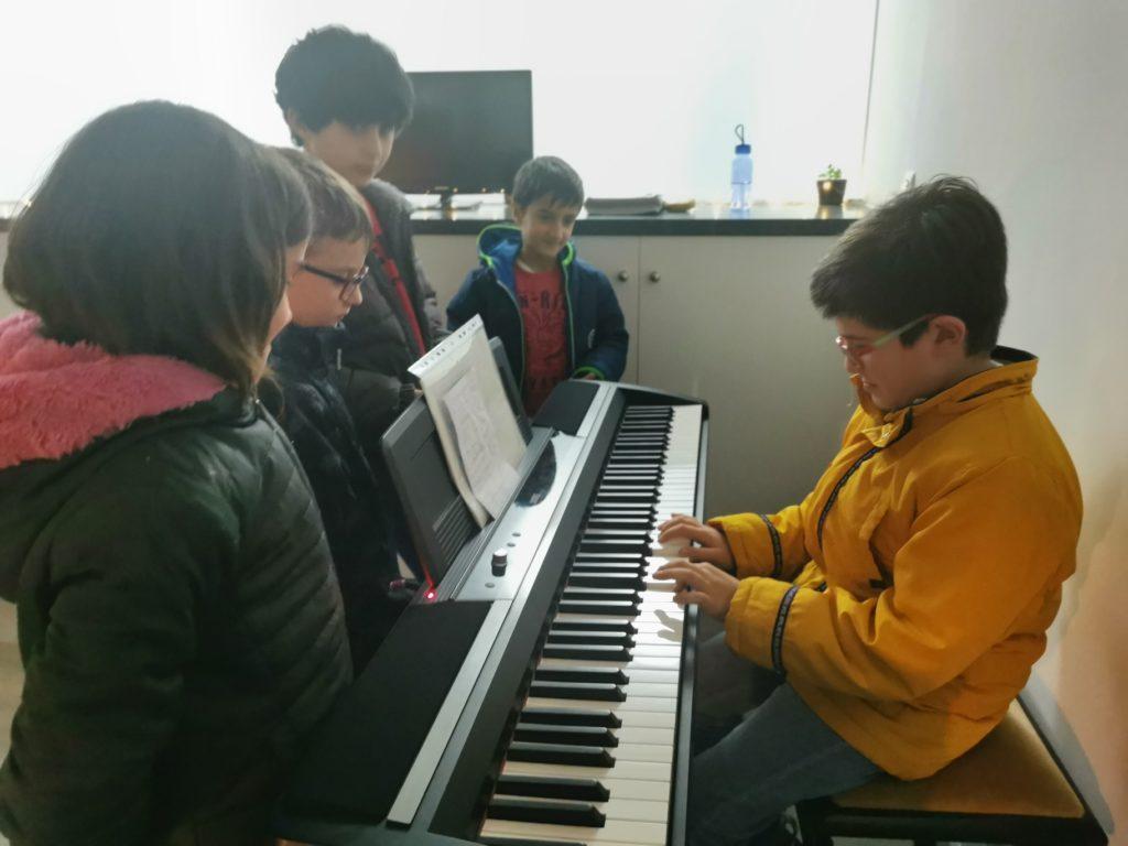 música en inglés